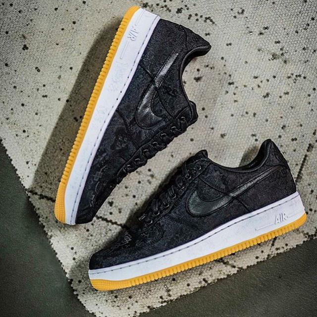 Precio pagable más cerca de diseño profesional A CLOT x fragment design x Nike Collaboration is Coming