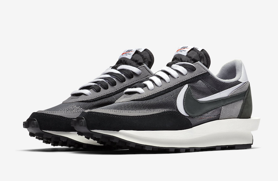 The Sacai x Nike LDWaffle is Almost Back
