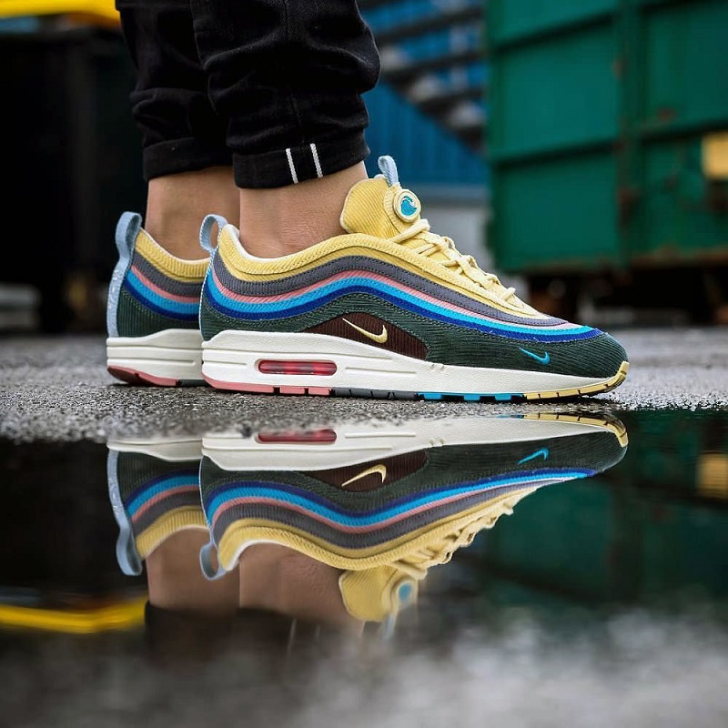 Impuro Durante ~ proteína  How to Spot Fake Sean Wotherspoon Nike Air Max 97/1s